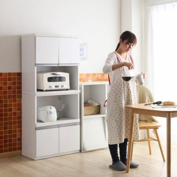 【おすすめ3選】綺麗に収納、快適作業♪タンスのゲンのキッチン収納