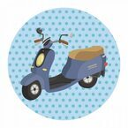 車両通行禁止区間で原付バイクのエンジンを止めて坂を下るのは違法?