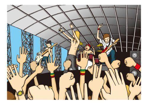 台風でライブが中止…出演料の補償やチケット代の払い戻しはどうなる?