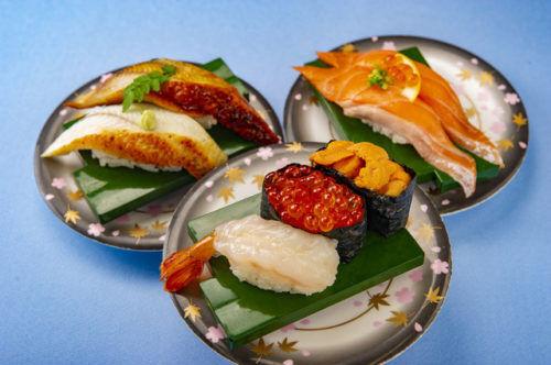 【犯罪?】回転寿司店で皿を取らずにポテトをつまみ食い!
