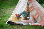 安全安心に子連れキャンプを楽しむ!持ち物は?コテージorテントどちらがおすすめ?感染対策もご紹介!