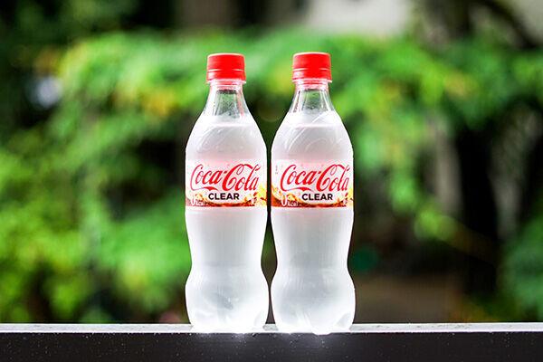 【話題】透明炭酸飲料「コカ・コーラクリア」を飲んでみた