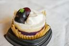 ローソンの「ぶどうのショートケーキ」はプチご褒美にピッタリでした