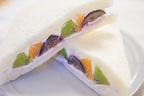 【ネットで話題】ローソンのフルーツサンドはナガノパープル入り!