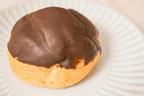 ビターで濃厚! ローソンのチョコレートシュークリームが人気