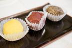 3種の味を楽しめて贅沢! セブンの「もち麦もっちり秋の小さなおはぎ」