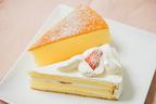 ノスタルジックな味…ローソンのショートケーキとスフレチーズケーキ