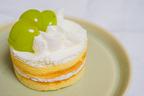 ローソン「シャインマスカットのショートケーキ」が贅沢すぎる!