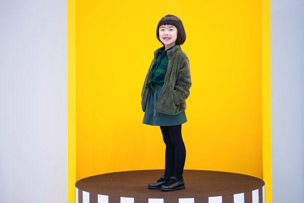 【ユニクロ】秋冬キッズ服を人気スタイリストがコーディネートすると…