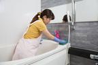 【家事のコツ】面倒なお風呂掃除をラクにする方法