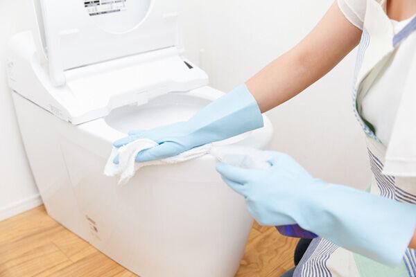 面倒なトイレ掃除…少しでもラクするために心がけることは?