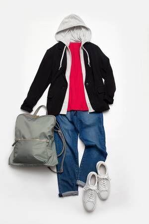 卒業式シーズン到来!【ユニクロ】で見つける、着まわせるフォーマルジャケット
