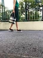 毎日のママバッグに飽きたら……。大容量がママにうれしい「メルカドバッグ」を