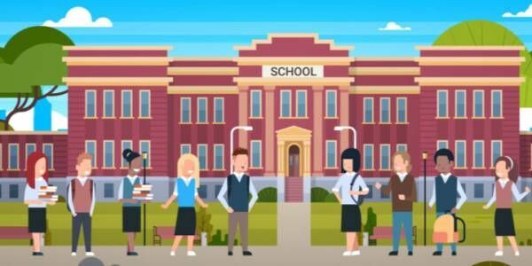 私立高校の進学にかかる初年度生徒等納付金(授業料・入学料・施設設備費)平均金額(年間)2