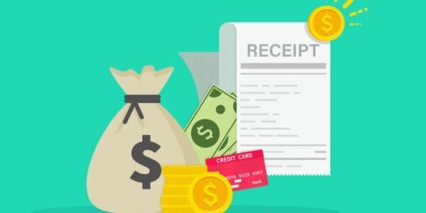 クレジットカード決済で領収書が発行されない!経費計上する時の注意点をFPが解説