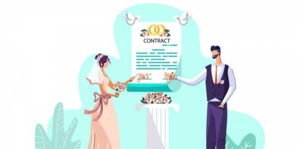 いわゆる入籍に必要なのは「婚姻届」