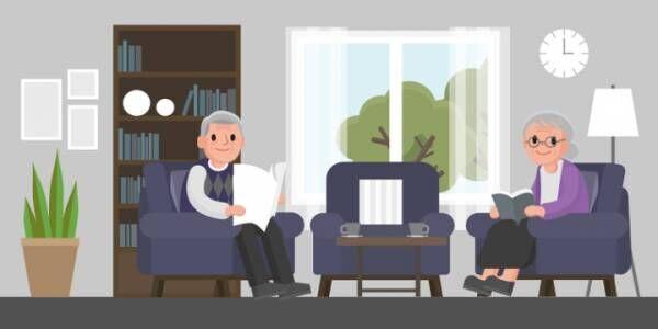 高齢者の住まい事情について
