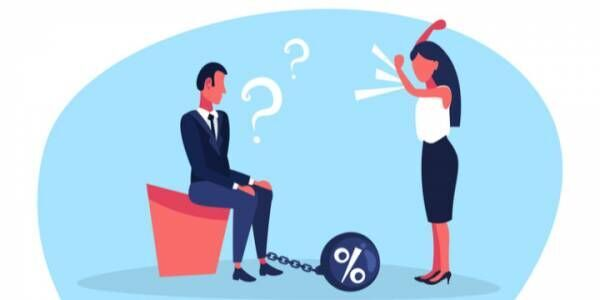 離婚したら借金の負担はどうなる?財産分与に含まれるパターンをFPが解説