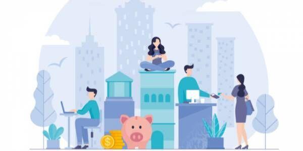 口座開設可能な銀行のタイプ