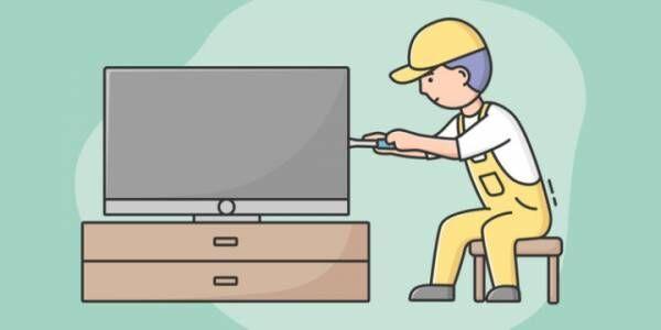 テレビの故障は家財保険で補償される!