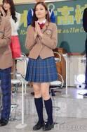 黒木メイサ、ミニスカ制服で美脚披露 テレビドラマでは初<オトナ高校>