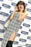 森星、輝く美脚&デコルテあらわに登場 姉・泉とまさかの一致に「感極まっちゃった」<第30回 日本メガネベストドレッサー賞>