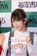 """NMB48吉田朱里、""""ぷるぷるリップ""""保つ秘訣&美容のトレンドをキャッチしている場所明かす"""