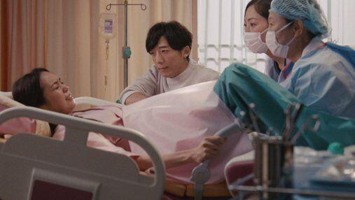 高橋一生、出産に立ち会う