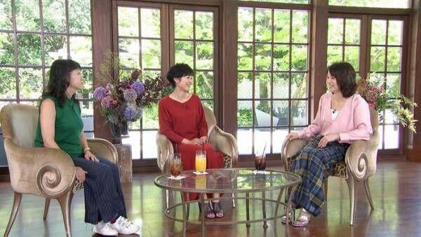 """有働由美子アナ、NHK退社後は何をしていた?石田ゆり子・角田光代と""""同世代女子トーク"""""""