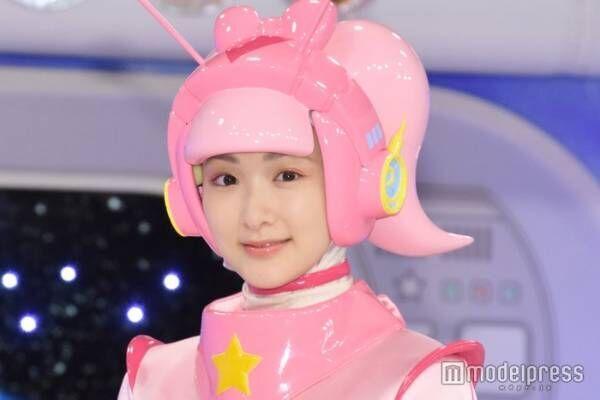 生駒里奈、NHK長寿シリーズに抜てき 可愛すぎるアンドロイドに変身<ストレッチマン・ゴールド>