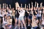 SKE48松井珠理奈登場でファンに感謝 名曲連発、サプライズ発表も<10周年記念特別公演(前編)>