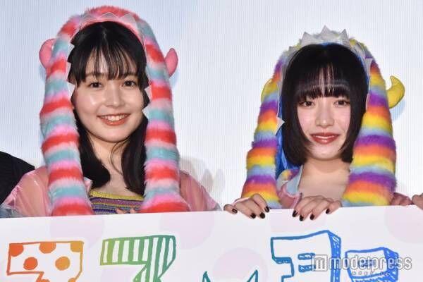 吉田凜音&久間田琳加、ビンタシーンは監督の顔で練習<ヌヌ子の聖★戦~HARAJUKU STORY~>