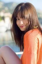 橋本環奈、4年ぶり写真集決定に期待の声<NATUREL>
