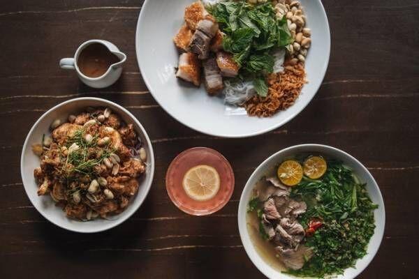 ハワイ発人気ベトナム料理店「THE PIG & THE LADY」日本進出