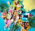 TWICE、「HAPPY HAPPY」「Breakthrough」MV同時解禁