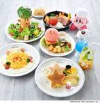 カービィカフェ福岡初進出、星形パンケーキや明太子パスタなど限定フード続々