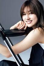 欅坂46守屋茜、ノースリーブで素肌魅せ 爽やか笑顔にドキッ