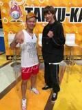 志尊淳、ボクシングで白熱バトル KAT-TUN上田竜也も参戦