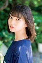日向坂46小坂菜緒、透明感溢れる美貌で魅了