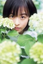 森七菜、大きな瞳に釘付け 「天気の子」が「もののけ姫」以来22年ぶりアニメ映画表紙に