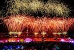 未来型花火エンタメ「STAR ISLAND 2019」進化した花火ショーが観客15,000人を感動の渦に