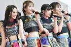 NMB48チームBⅡ、美ウエストがまぶしい 炎天下8曲パフォーマンス「TIF2019」<セットリスト>