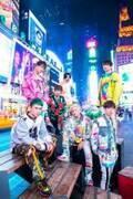 "DA PUMP「Mステ」で仮面ライダーと豪華共演 話題の""バイーンダンス""披露"