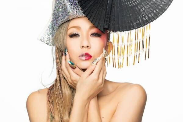 倖田來未「好きで、好きで、好きで。」が水野美紀主演「奪い愛、夏」挿入歌に決定