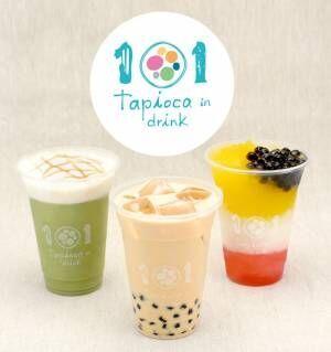 タピオカ店101(ワン・オー・ワン)が奈良&高知にオープン