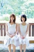 """欅坂46小林由依&森田ひかる、相思相愛2ショット """"やってみたいこと""""明かす"""