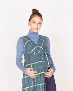滝沢カレン、連ドラ初レギュラーで妊婦役 鈴木伸之の妻に<G線上のあなたと私>