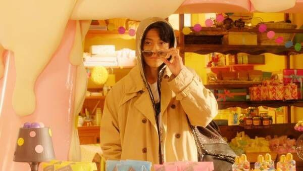 小栗旬、特撮「ファントミラージュ!」で関口メンディーと兄弟役