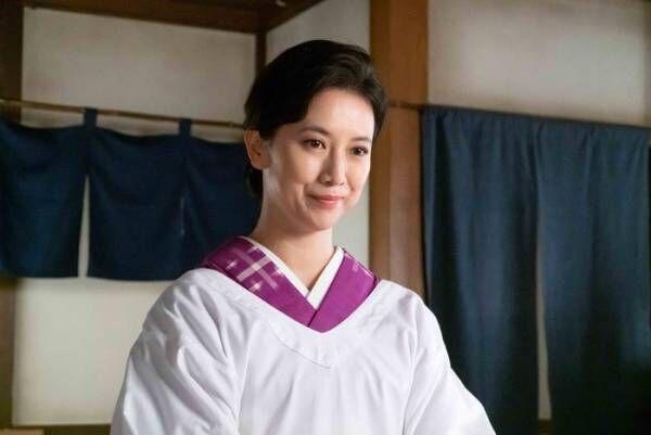 広瀬すず主演「なつぞら」なつの母が初登場 戸田菜穂が演じる