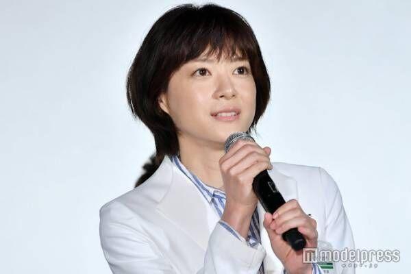 上野樹里主演月9「監察医 朝顔」第10話視聴率は12.3% 好調キープ